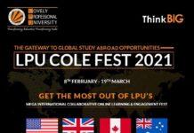 LPU COLE FEST