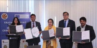 LPU signed 11 MoUs