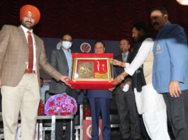 65th Senior National Wrestling Championship commenced at LPU Campus