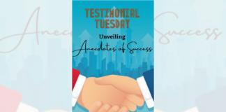 Testimonial Tuesday Unveiling Anecdotes of Success!