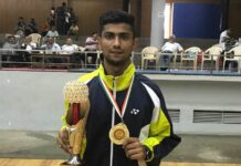 LPU's Badminton Player Hardik Makkar to participate in 31st World University Games 2021 to be held in China