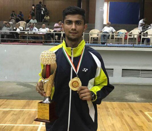 LPU's Badminton Player Hardik Makkar to participate in 31st World University Games 2021 to be held in China