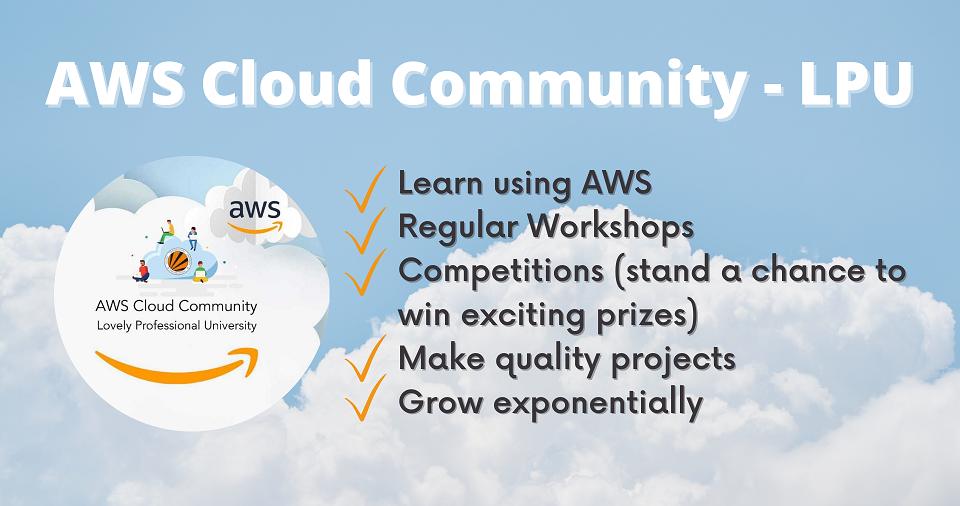 AWS Cloud Community - LPU