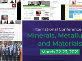 LPU's Faculty Invited as The Keynote Speaker in The International Conference- Materials 2021