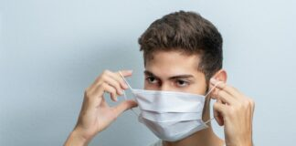 New study claims Covid-19 may be airborne: keep your mask on