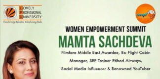 Women Empowerment Summit with Mrs. Mamta Sachdeva