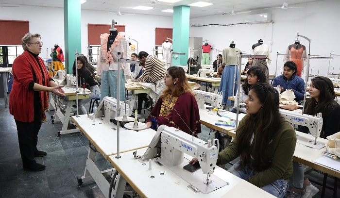 LPU's School of Fashion Design records 100% placement