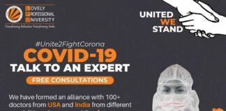 The coronavirus & the online medicare consultations