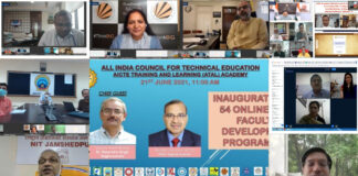 LPU HRDC organized AICTE approved course on Innovative Pedagogical Practices in Higher Education