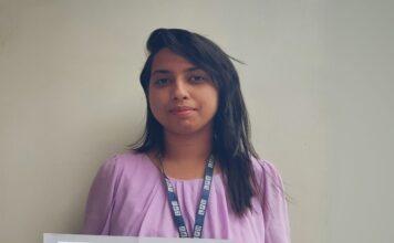LPU's MSc (Hons) Biotechnology student wins 'Best Research Paper Award'