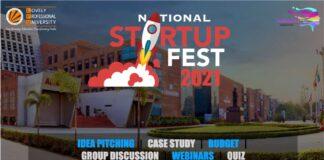 National Start-up Fest 2021