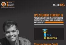 LPU Verto whips up an online internship platform Sixinterns