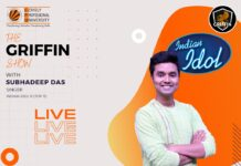 The Griffin Show with Indian Idol Fame Subhadeep Das Chowdhury