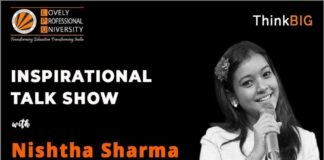 Bewitching live session with a melodious voice, Nishtha Sharma