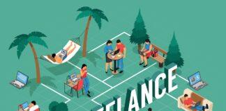 Five-step freelance plan