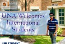 LPU prodigy Saurav Shrestha makes it to the University of North Alabama, the USA, with a scholarship