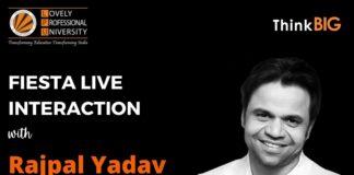 Mesmerizing live interaction session with the legendary Mr. Rajpal Naurang Yadav!