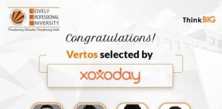 Seven Vertos selected by a full stack embedded solutions enterprise Xoxoday