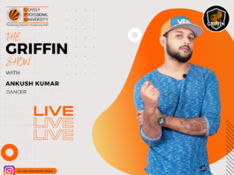 The Griffin Show with Ankush Kumar: A session of learning and perspective