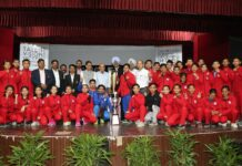 Six-Day 20th Junior National Wushu Championship concluded at LPU