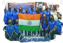 LPU Student Anshika Wins Silver Medal in U-18 Asian Rugby Sevens Championship