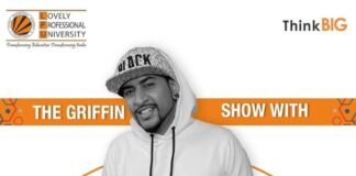 The Griffin Show with Harun Robert (Rob)