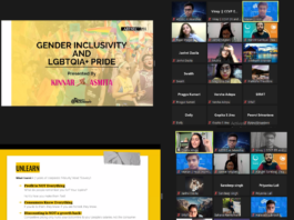 Unwind Gender Inclusivity and Sustainable Living with AIESEC in Jalandhar