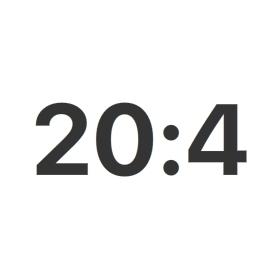 20-4-fasting