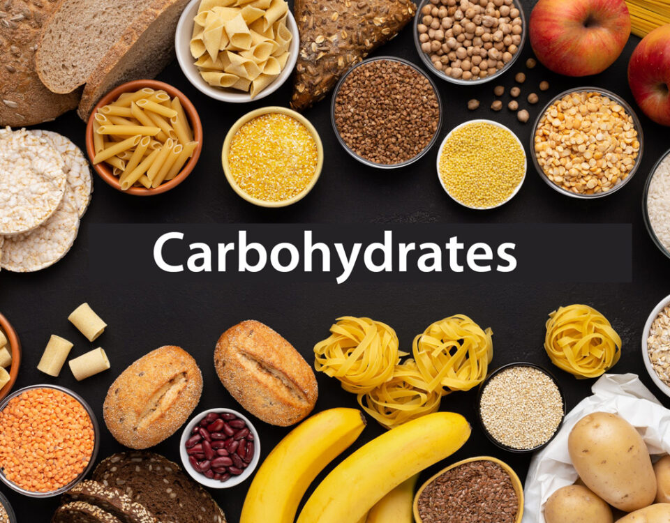 Carbohydrate types