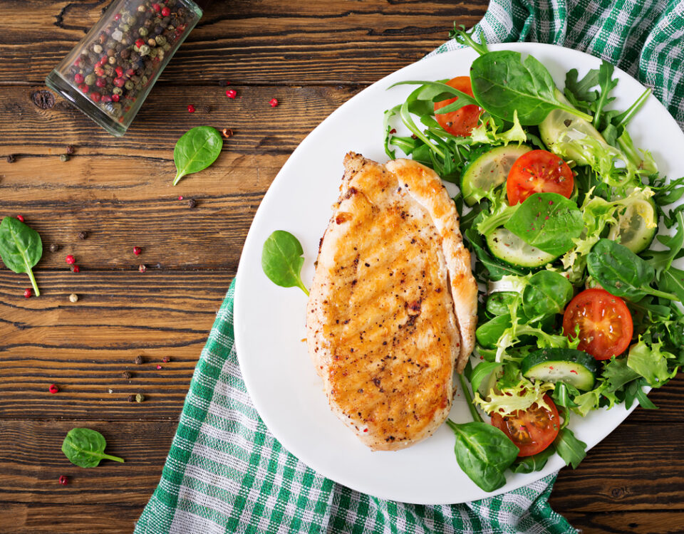 Standard Of Meal, If needed, you can cook your vegetables in oils high in monounsaturated fat, such as olive or carnola oil.