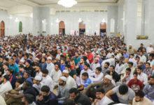 Photo of 6 آلاف من الجاليات يشهدون الطريق إلى الجنة  في ملتقى راشد الرمضاني