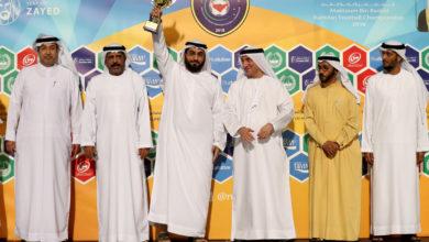 Photo of إدارة الشؤون الرياضية تكرم 100 لاعب ولاعبه من منتسبي شرطة دبي