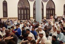 Photo of إسلامية دبي تحتفي بيوم زايد للعمل الإنساني في مسجد بورسعيد