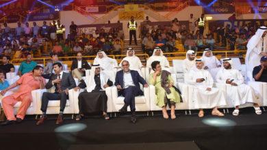 Photo of نهيان بن مبارك يشهد انطلاق بطولة أساتذة الكابادي
