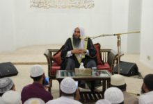 "Photo of الدين النصيحة بالبنغالية "" في ملتقى الشيخ راشد بن محمدالرمضاني"