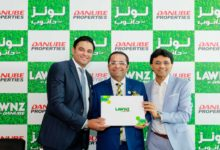 Photo of Danube Properties launches Dh550 million Lawnz project at International City, adding 1,064 residential units