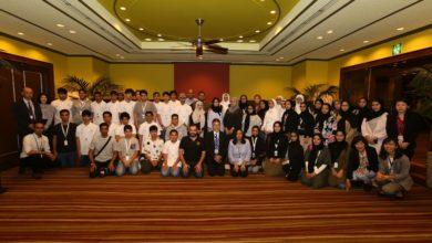 """Photo of """"التربية"""" و""""وطني الإمارات"""" يطلقان برنامج قياديو 2020 بمشاركة 40 طالب وطالبة"""
