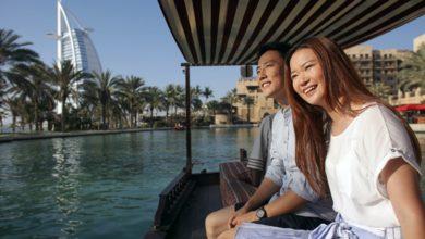 Photo of علاقات وثيقة ومتينة بين دبي والصين تدعمها الشراكات الاستراتيجية  والأرقام القياسية في أعداد الزوار