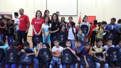 Photo of دبي العطاء توزع 50 ألف حقيبة مدرسية تم حزمها من قبل المجتمع الإماراتي للأطفال المتضررين من الأزمة السورية في الأردن