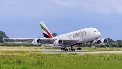 """Photo of طيران الإمارات توسع شبكتها في إيطاليا باتفاقية مع """"ترينيتاليا"""""""