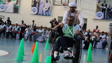 """Photo of ثاني جمعة بالرقاد: أبواب """"دبي لأصحاب الهمم"""" مفتوحة للجميع في الصيف"""