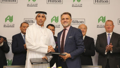 Photo of Al Habtoor Group and Hilton; A New Partnership at Al Habtoor City