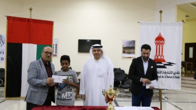 Photo of ختام ناجح لبطولات صيف الشارقة الدولية للشطرنج