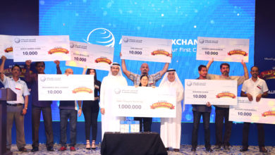 Photo of Al Ansari Exchange announces the fifth millionaire of 'Al Ansari Exchange Rewards – Summer Promotion'