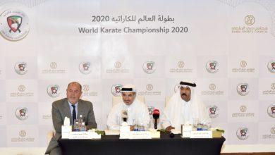 Photo of مجلس دبي الرياضي واتحاد الكاراتيه يوقعان اتفاقية تعاون لتنظيم مونديال 2020