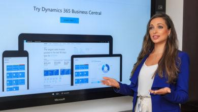 """Photo of مايكروسوفت تطلق """"داينمكس 365 بيزنس سنترال"""" في الإمارات العربية المتحدة"""