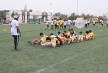 Photo of قرية التحدي للحمرية تنظم فعاليات رياضية مليئة بالإثارة والتحدي