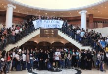 Photo of 130 طالبا وطالبة يستفيدون من منح محمد بن راشد في أمريكية دبي