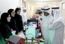 Photo of بلال البدور  يفتتح معرض المشروعات العلمية لمنتسبى الدورة الصيفية من طلبة نادى الامارات العلمى