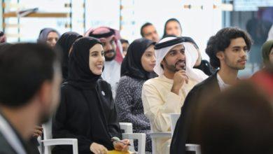 Photo of راشد بن حميد النعيمي يلتقي المشاركين في البرنامج مؤكداً أن الإعلام صانع التغيير المنشود وبوصلة النهضة الشاملة